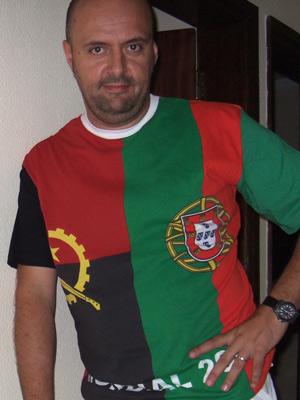 Angola x Portugal