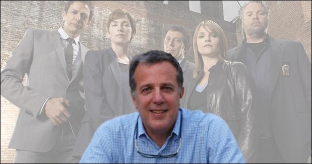 Alan Kingsberg, guionista de Law and Order, dá oficina no SENAC São Paulo