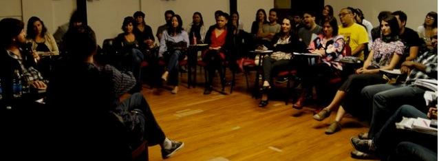 Cursos de escrita e de humor no b_arco de São Paulo