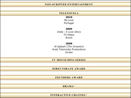 O nosso primeiro Emmy – e o que podemos aprender com ele