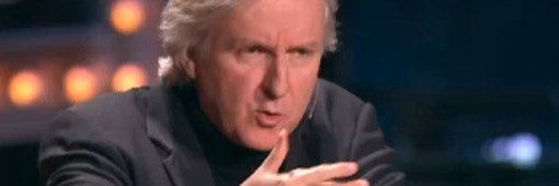 James Cameron fala no TED