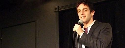 12º Curso de Iniciação à Stand Up Comedy